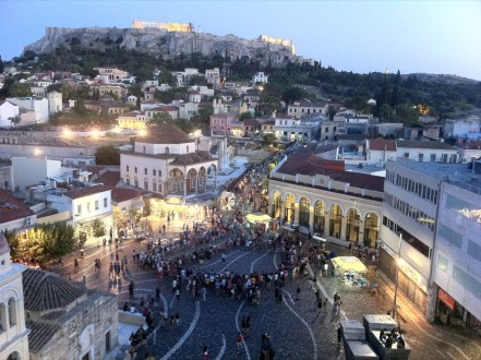 Σύγκρουση Ελλήνων και Αλβανών στο Μοναστηράκι
