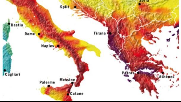 Σεισμoύς «χωρίς προηγούμενο» προβλέπει για την Ελλάδα η Monde