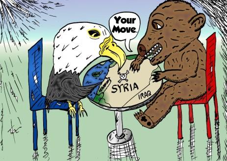 Αποδέχεται η Δαμασκός την πρόταση της Ρωσίας