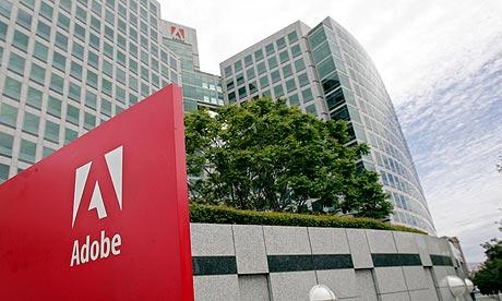 Υπέκλεψαν προσωπικά δεδομένα 2,9 εκατ. πελατών της Adobe