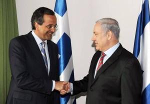 Ενέργεια και άμυνα στην ατζέντα Σαμαρά στο Ισραήλ