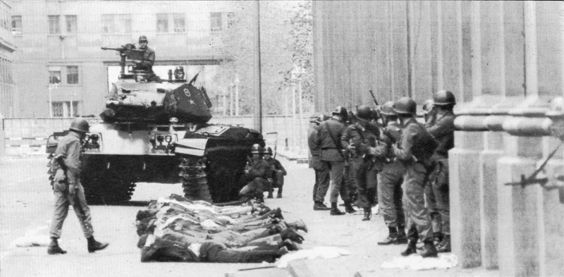 Διώξεις πρακτόρων του Πινοτσέτ για τη δολοφονία κομμουνιστών