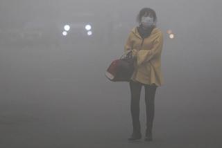 Η Κίνα πνίγεται στο νέφος