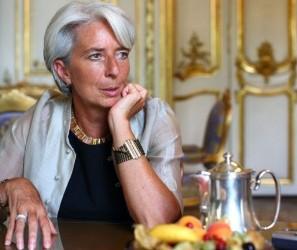 Λαγκάρντ:αυτά είναι τα λάθη του ΔΝΤ  για την Ελλάδα