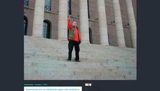Οι Φινλανδοί ακροδεξιοί απέπεμψαν τον ναζιστή βουλευτή τους