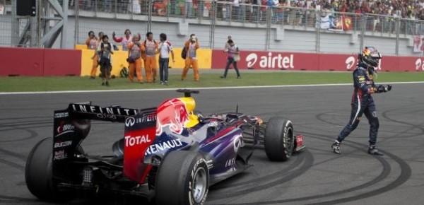 F1: Νίκη και τίτλος για Vettel