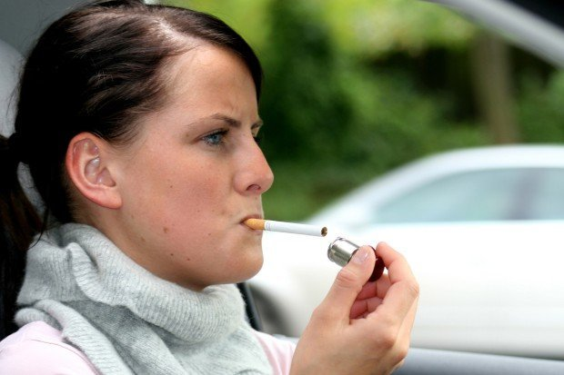 Πόλεμος κατά των καπνιστών