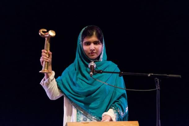 Η Μαλάλα ονειρεύεται να γίνει πρωθυπουργός του Πακιστάν