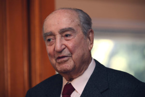 Τα μυστικά μακροζωίας του 95χρονου Κ. Μητσοτάκη