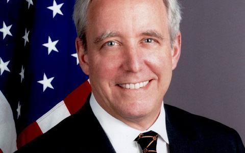 Επίσκεψη του νέου Αμερικανού πρεσβευτή στον Βενιζέλο