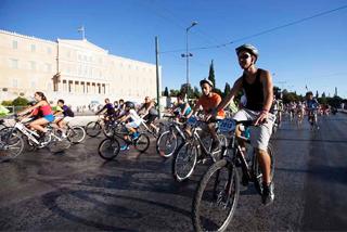 Ποδήλατο vs I.X.: Σημειώσατε ένα