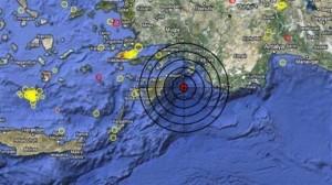 Σεισμός 3,6 R και στη Ρόδο