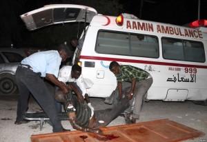 «Σέρβιρε» θάνατο η Αλ Σαμπάμπ στη Σομαλία