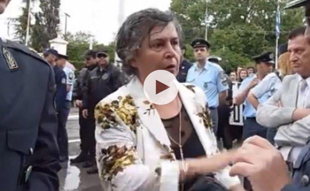 Επίθεση από τα ΜΑΤ καταγγέλλει βουλευτής του ΣΥΡΙΖΑ (βίντεο)