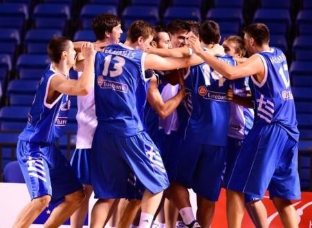 Πήρε το ευρωμπάσκετ των Νέων η Ελλάδα