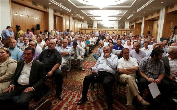 ΚΕΔΕ: Όχι στην αλλαγή του εκλογικού συστήματος