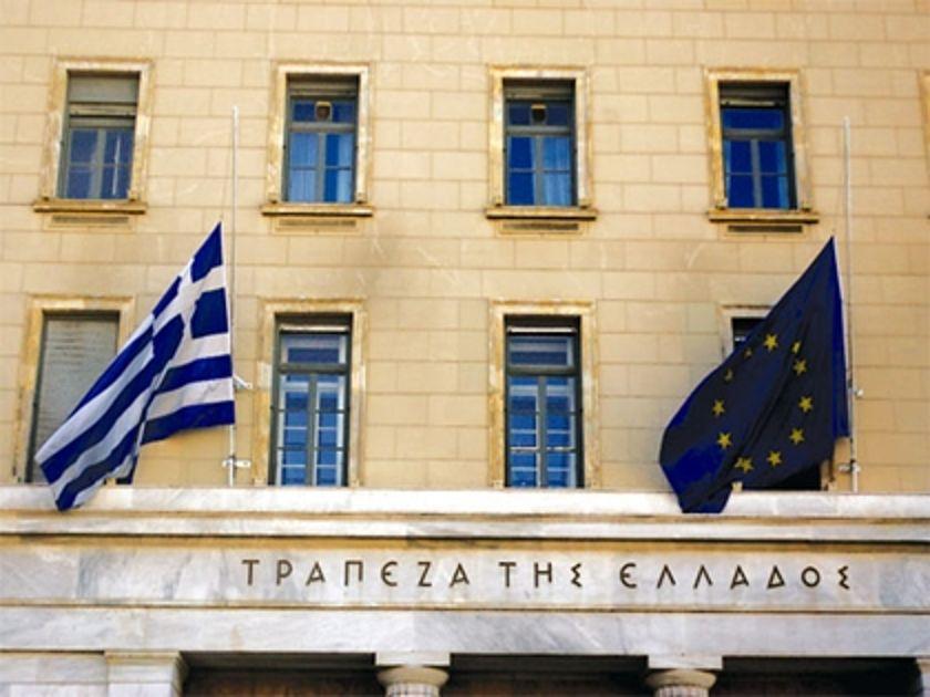 Λιγότερο δανείστηκαν οι ελληνικές τράπεζες τον Οκτώβριο