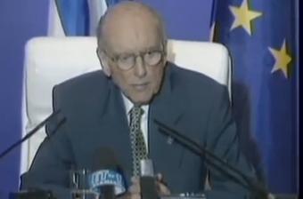 Ο Ανδρέας είχε προβλέψει από το 1995 τη γερμανική κυριαρχία στην ΕΕ (Βίντεο)