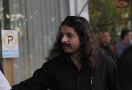 Αναβολή για τις 13 Μαΐου πήρε η δίκη του Μπαρμπαρούση