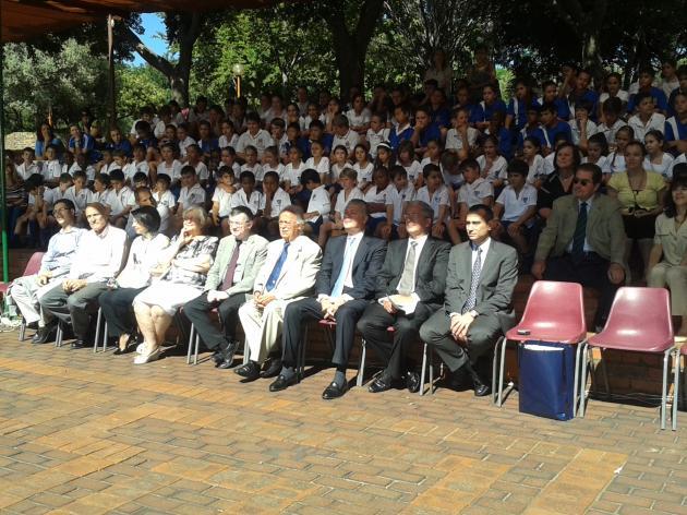 Ελληνικό σχολείο λειτουργεί 40 χρόνια στη Νότιο Αφρική