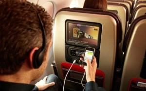 Πτήσεις με ταμπλέτες και κινητά τηλέφωνα
