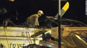 Οχτώ νεκροί και 14 σοβαρά τραυματισμένοι στη Γλασκώβη