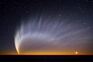 Ο Ήλιος κατάπιε(;) τον κομήτη ISON