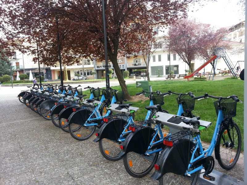 Κοινόχρηστα ποδήλατα από τον Δεκέμβριο στην Αθήνα