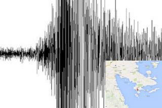 Σεισμός 4,5 ρίχτερ στον αργολικό κόλπο