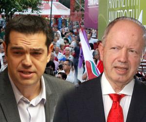 Πολιτικό αποκλεισμό του Mega σκέφτεται ο ΣΥΡΙΖΑ