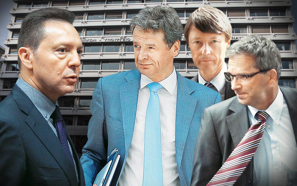 Στον «πάγο» οι διαπραγματεύσεις - Αγεφύρωτο το χάσμα με τους δανειστές