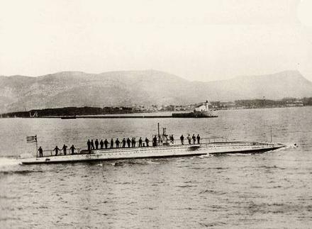 Παγκόσμια πρωτιά στη ναυτική ιστορία από ελληνικό υποβρύχιο