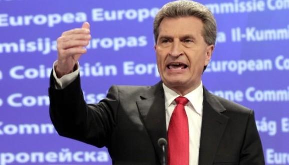 Στην Αθήνα ο επίτροπος Ενέργειας της ΕΕ