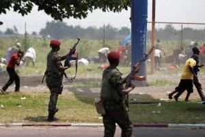 «Λουτρό» αίματος στο Κονγκό
