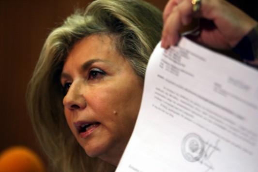 Ζέτα Μακρή: Παρατυπίες εκατομμυρίων ευρώ στον ΟΚΑΝΑ
