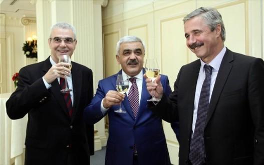 Γ.Μανιάτης: «Η Ελλάδα συνδέει την Κασπία με την Ευρώπη»