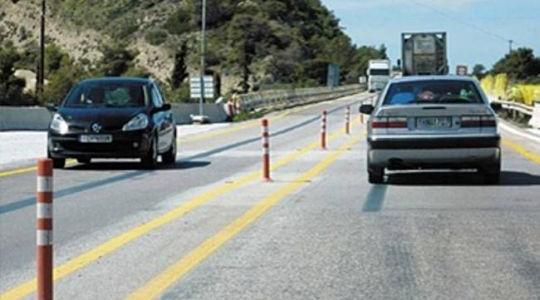 Κλειστή η παλαιά εθνική οδός Πατρών-Κορίνθου