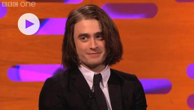 Με μαλλιά ...πεθαμένου ο «Χάρι Πότερ»