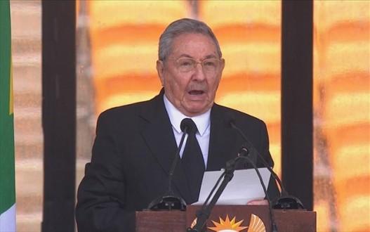 Ο Ραούλ Κάστρο θέλει «πολιτισμένες σχέσεις» με τις ΗΠΑ