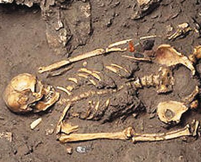 Aνθρώπινος σκελετός βρέθηκε σε αγροτική περιοχή της Κεφαλονιάς