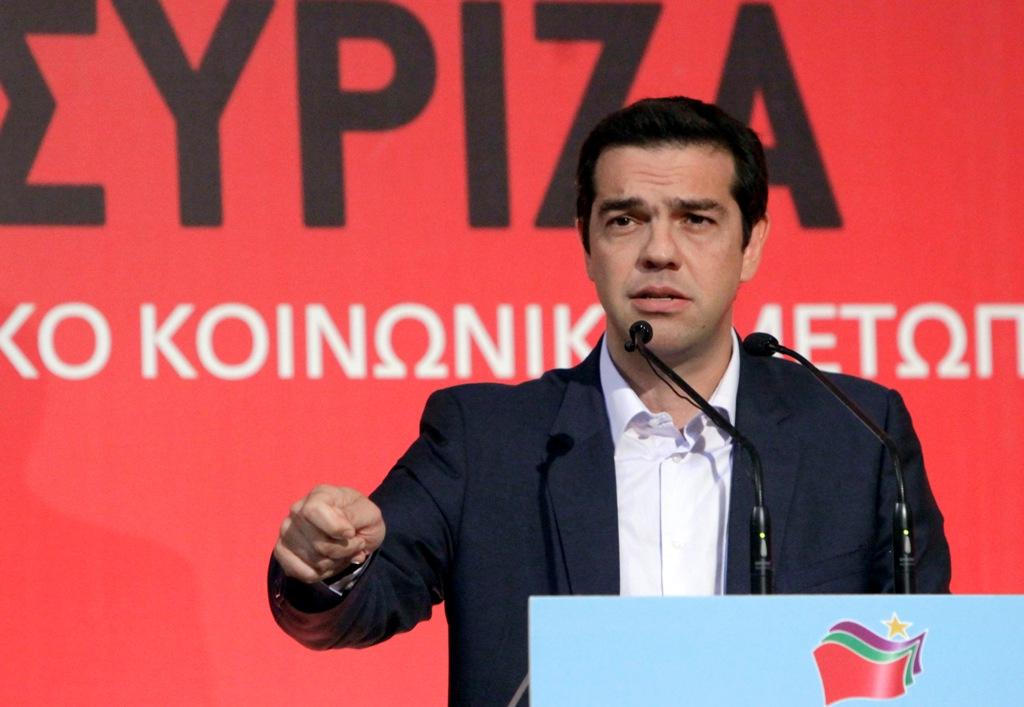 ΣΥΡΙΖΑ: Ασκήσεις… εκλογικού συναγερμού