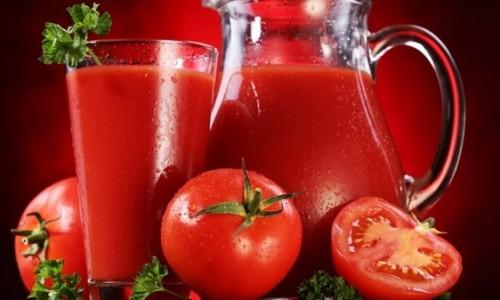 Ένα ποτήρι χυμός ντομάτας την ημέρα... τον καρκίνο κάνει πέρα!