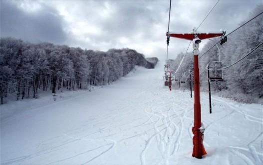 Ποια χιονοδρομικά κέντρα είναι σήμερα ανοιχτά