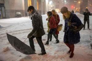 Καταστροφική χιονοθύελλα σαρώνει τις ΗΠΑ