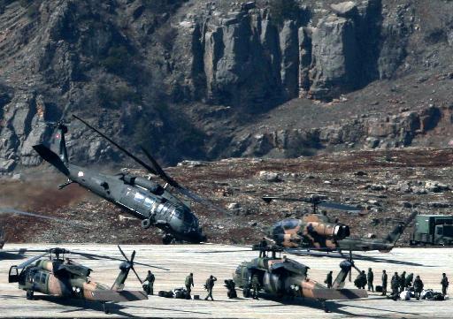 Αθώοι 5 αξιωματικοί για το θάνατο 34 Κούρδων