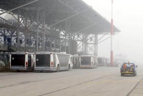 Με καθυστερήσεις λόγω ομίχλης οι πτήσεις στο «Μακεδονία»