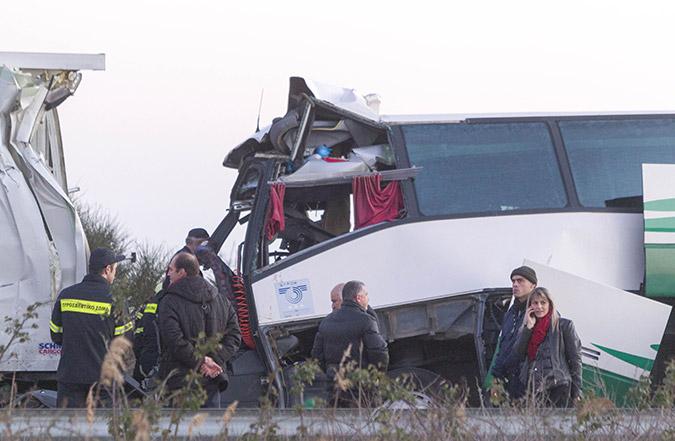 Αδιευκρίνιστες οι συνθήκες του δυστυχήματος στα Μάλγαρα