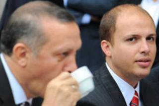 Νέο σκάνδαλο μέσα στο σπίτι του Ερντογάν
