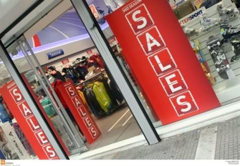 ΕΣΕΕ: Πτώση 10% στον τζίρο των καταστημάτων στις εκπτώσεις