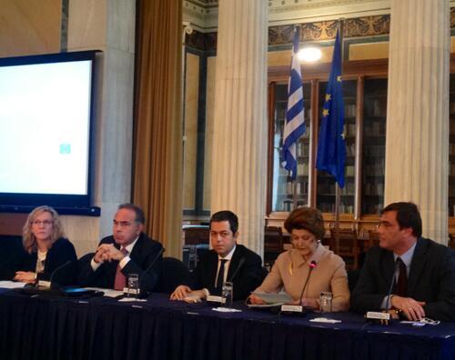Εγκαινιάστηκε το Erasmus+ στην Ελλάδα